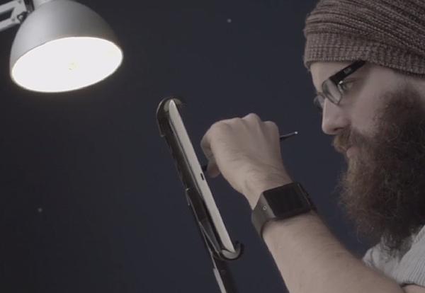 iPad Pro artist's easel