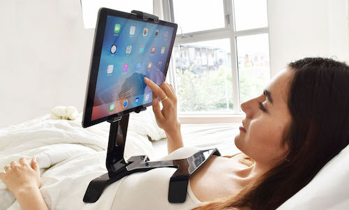 ipad holder for bed you need this holder for bed tstand 12771