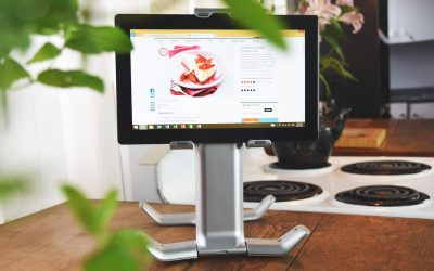Why you need an iPad Kitchen Stand