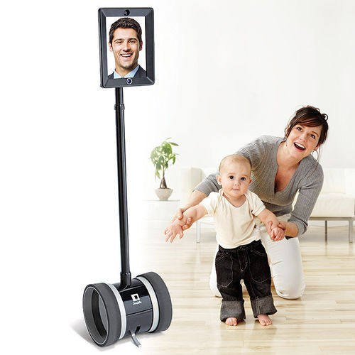 Double Robotics Telepresence Robot for iPad