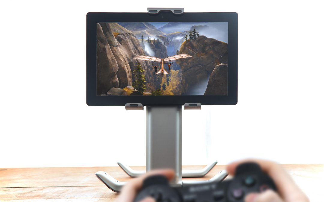 Tstand, the tablet gaming accessory that everyone needs!